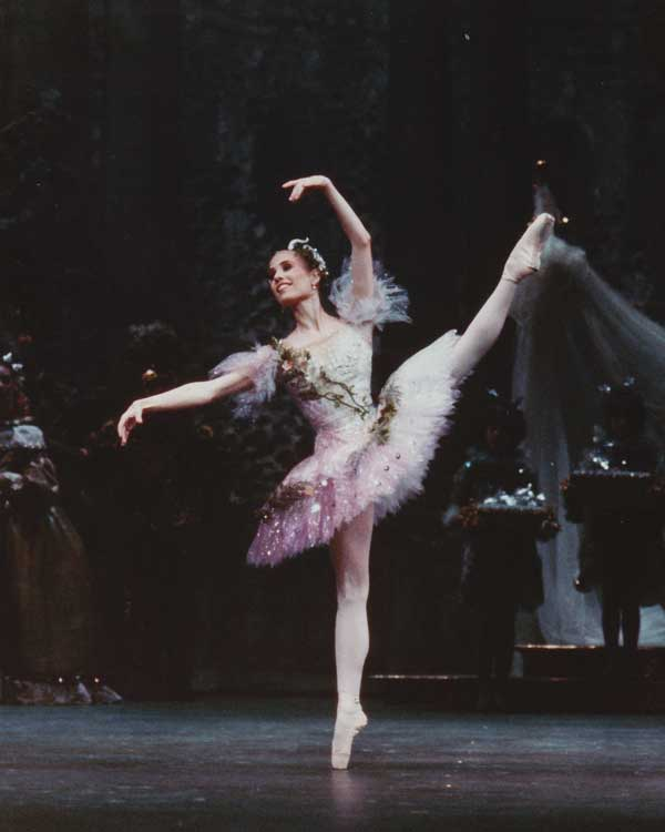Laurie as Fairy Beauty, Sleeping Beauty